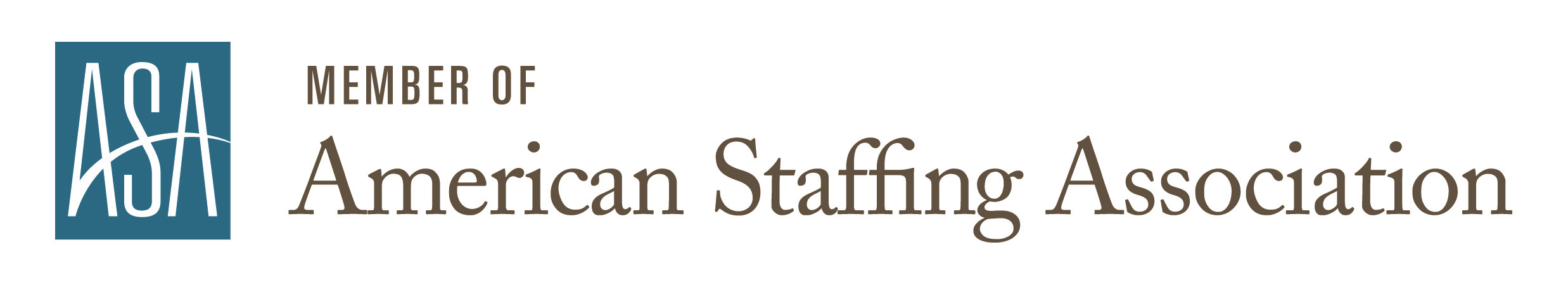 Member of American Staffing Association Image